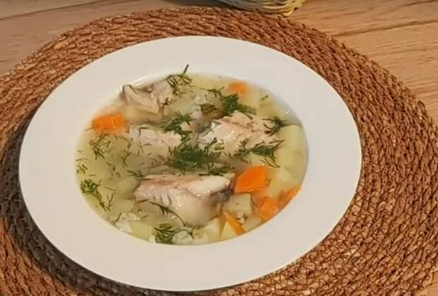 Вкуснейший рыбный суп