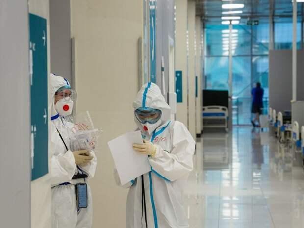 Еще 2 364 пациента вылечились от коронавируса в Москве