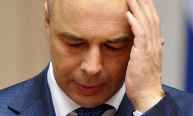 Путин заставил Силуанова замолчать и дал поручение