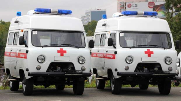 Две машины скорой помощи купят для ЦРБ Семикаракорска в Ростовской области