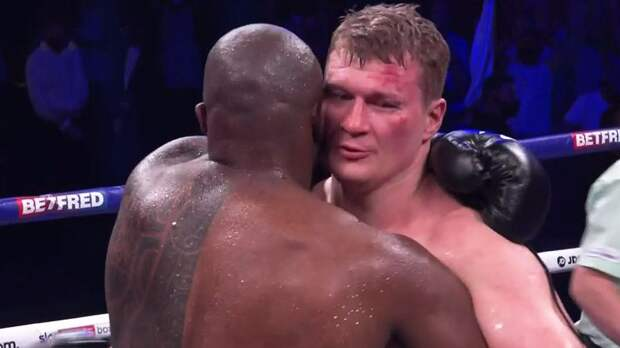 «Прискорбно». Валуев прокомментировал поражение Поветкина от Уайта
