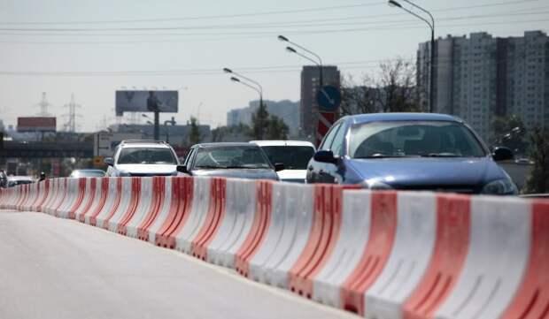 До 21 апреля ограничат движение на участке 2-го Лихачевского переулка