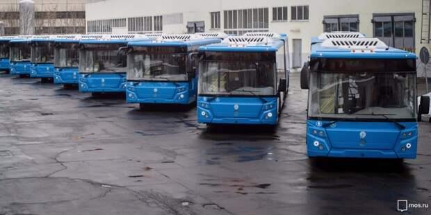 Автобусы повышенного комфорта выйдут на следующий через Коптево маршрут