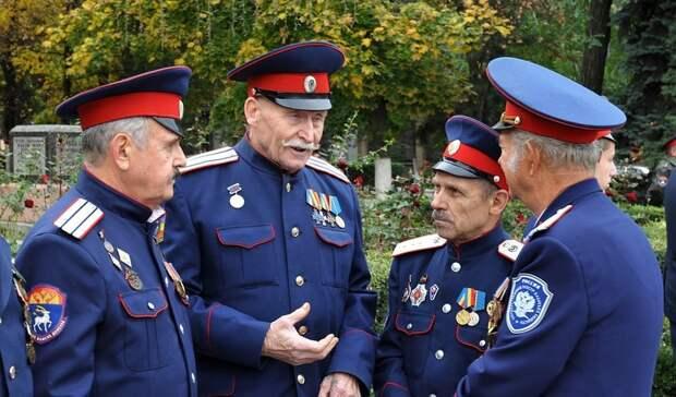 НаСеверном Кавказе казаков планируют привлечь кслужбе вРосгвардии