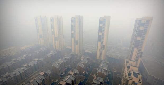 Проблема загрязнения атмосферы — угроза существованию человечества
