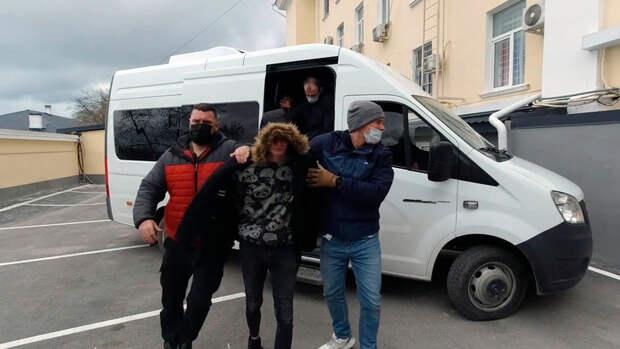 Суд в Севастополе арестовал россиянина за госизмену