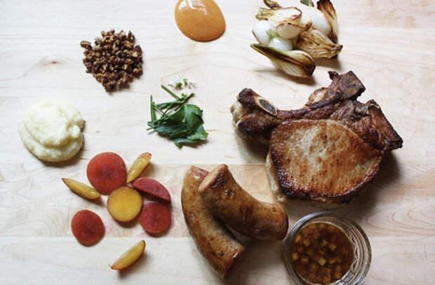 Секреты красивых блюд от мишленовских поваров