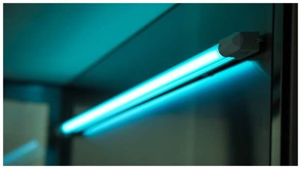 В Казахстане школьники получили ожоги глаз из-за кварцевой лампы, которую забыли выключить