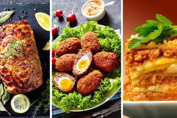 От лазаньи до террина: национальные деликатесы, которые можно приготовить с помощью мясорубки