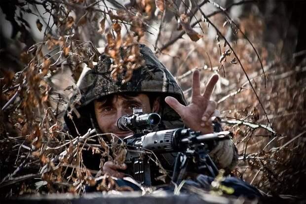 «Радикалам и ВСУ даны спецуказания»: снайпер Деки рассказал о плане Украины по Донбассу