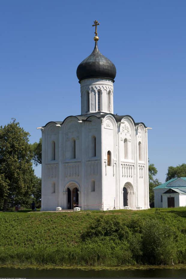 Красоты России. Покров на Нерли