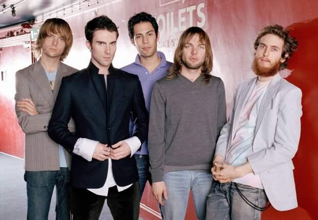Песни о любви. Век XXI. Maroon 5 - This Love