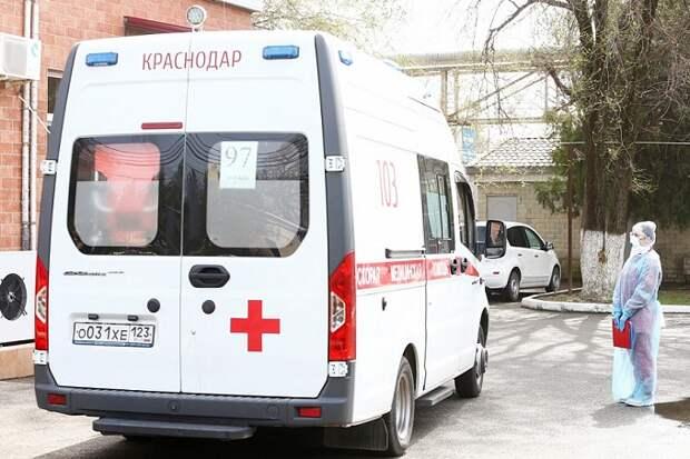 На Кубани умер 53-й пациент с COVID-19