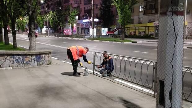 Улично-дорожная сеть – работа на результат