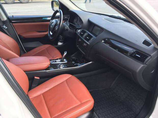 BMW X3 F25 - как с надёжностью? Опыт владения с 200.000 до 300.000 км.