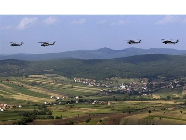 Если Россия признает Косово, сербы превратятся в «балканских поляков»