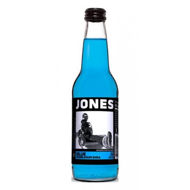 Blue bubblegum от Jones Soda  еда, жесть, факты