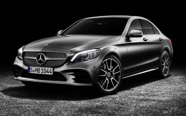 Обновленный Mercedes-Benz C-класса: посмотри ему в глаза