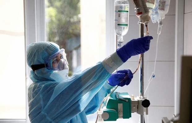 На Кубани умер 83-й ковид-пациент