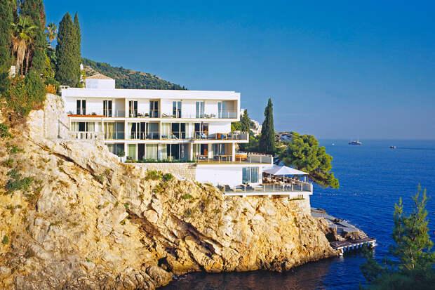 10 лучших отелей Средиземноморья
