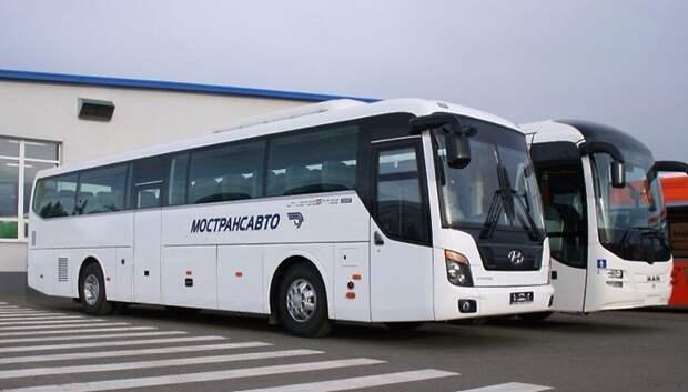 Проезд в автобусах в Подмосковье будет бесплатным в новогоднюю ночь