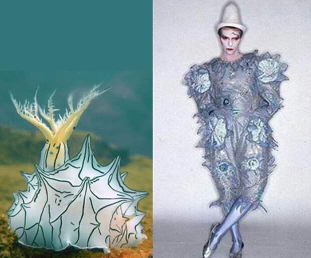 Великий Дэвид Боуи иего двойники, морские слизни