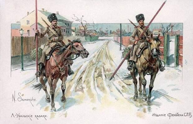 Марш смерти. Как погибла Уральская белая армия