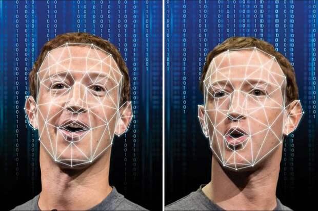 Как работает deepfake