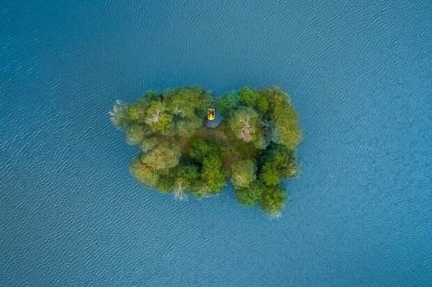 Остров. (Фото Yuri Pritisk/Kolari Vision):