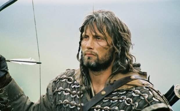 "Кадр из фильма ""Король Артур"" 2004г."