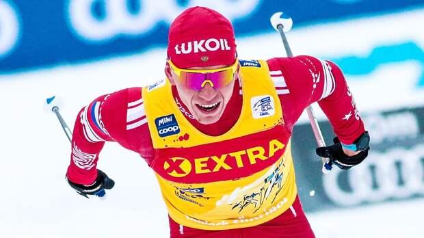 Большунов: «Врезался в Мяки из-за поломки крепления на лыже»
