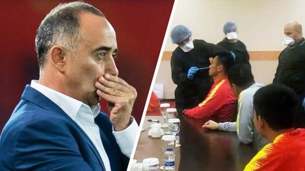 Что происходит счемпионатом Китая из-за коронавируса? Рассказывает тренер, который там работает