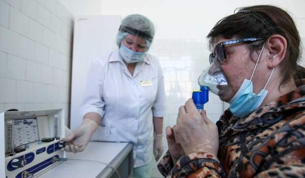 Суточный прирост заразившихся коронавирусом в России составил почти 13 тысяч