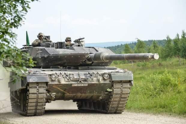 Венгерский генерал рассказал о трудностях замены Т-72 на Leopard 2