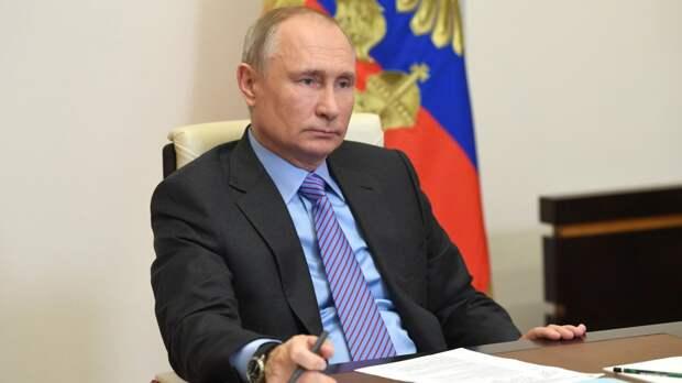 Владимир Путин одной фразой описал ситуацию с самолетом Ryanair в Минске