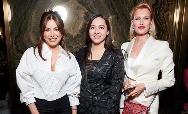 Ани Лорак, Манижа, Олеся Судзиловская, Юлия Ковальчук и другие на модной премии в Москве