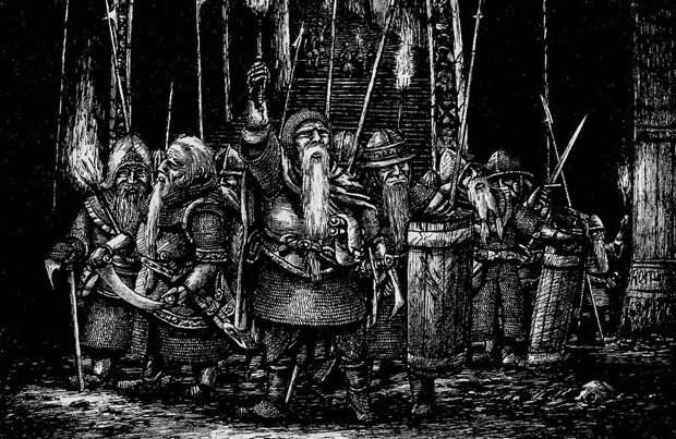 15 Неизвестных фактов о походе Балина в Морию