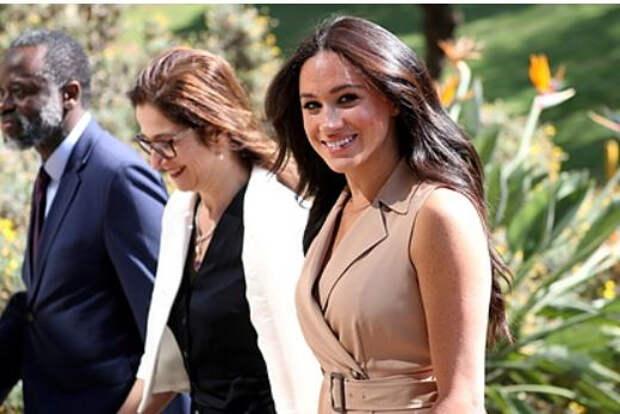 Меган Маркл посоветовали помириться с королевской семьей