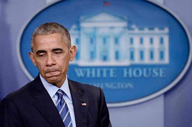 Обама: Да если бы я участвовал в выборах,  я бы Трампа победил