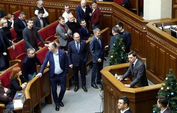 На Украине предстоит зачистка правительства «соросят»