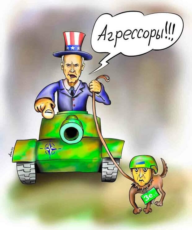 Готовы ли американцы рисковать, а украинцы умирать за США и киевскую клику?