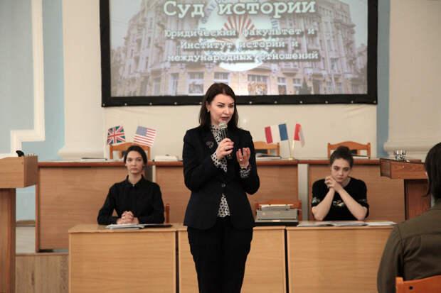В Ростове-на-Дону «показали» Нюрнбергский процесс