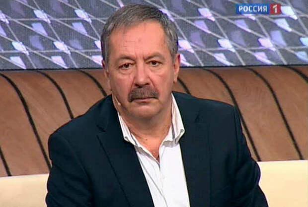 Константин Купервейс на Первом