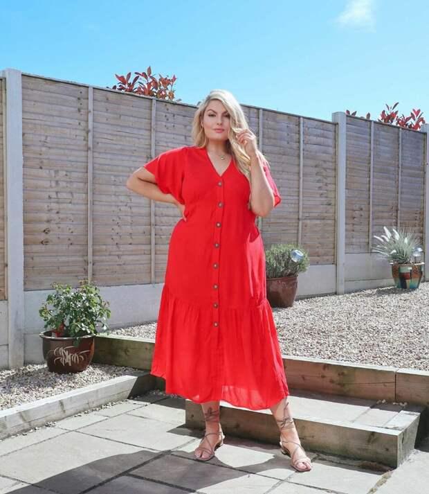 Летние платья для полных женщин: 15 моделей, которые скроют ваши проблемные места