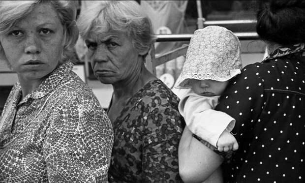 Запрещенные в СССР документальные фото, после просмотра которых вам не  будет казаться, что «раньше жилось лучше»