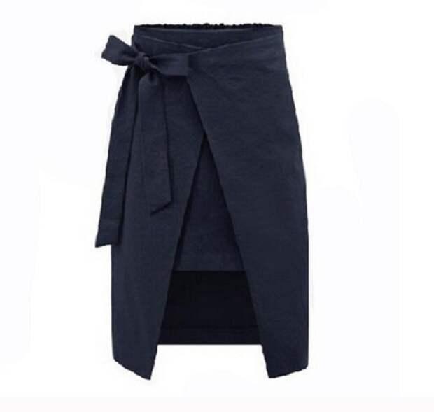 интересные юбки крючком