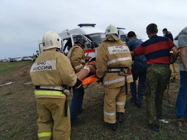 Причиной гибели семи рабочих на очистных сооружениях в Ростовской области стал выброс метана