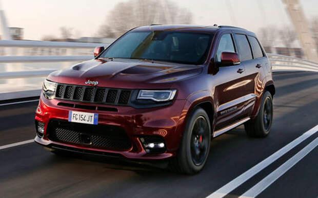 5 важных фактов о модернизированном Jeep Grand Cherokee