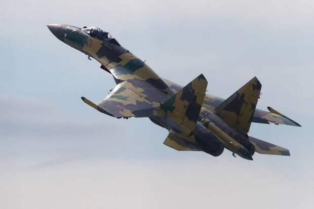 Опасаясь «греческих» Рафалей, турки захотели купить Су-35 у России