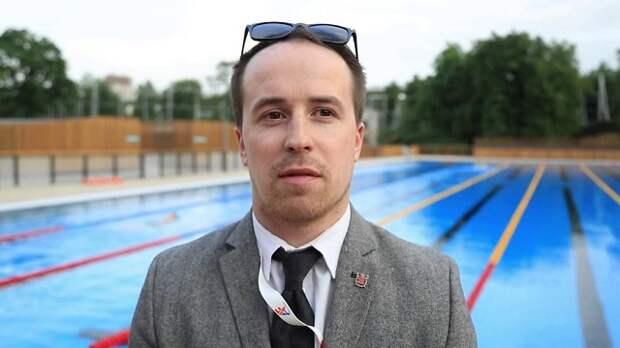 На Кубани министром спорта назначили Алексея Чернова